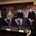 Sturm vs. Soliman   Quotes and Photos First Press Conference