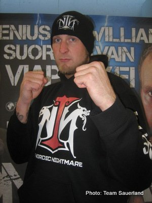 RobertHelenius Helenius vs Williams weights from Helsinki