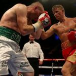 Bradley Saunders is raring to go for next fight in October