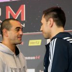 Felix Sturm vs. Sam Soliman   Final Press Conference