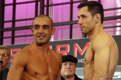 Sturm/Soliman: Sam Soliman fails post fight drug test!