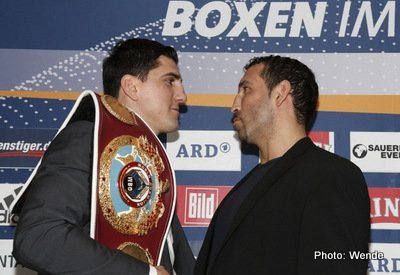 Huck vs Arslan: Marco Huck with WBO Super Champion Status in sight