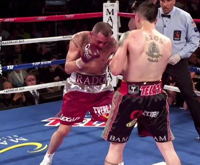 Mike Alvarado Gets Revenge   Bet on Rios 3rd Time Around