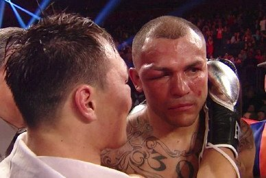 Mike Alvarado Bows Down to Ruslan Provodnikov