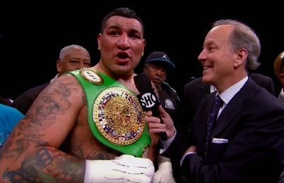 Arreola vs. Stiverne HBO on April 27th in Ontario, California