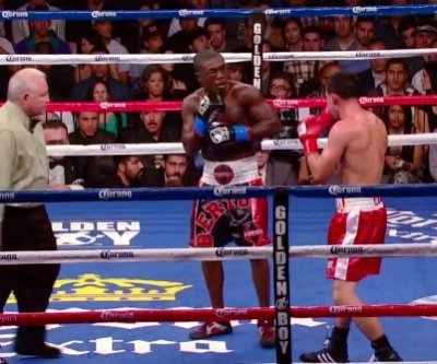 Bertos shoulder roll experiment cost him the Guerrero fight