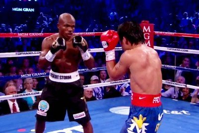 Bradley Sr: Timothy would have knocked Pacquiao out if he hadnt injured his leg