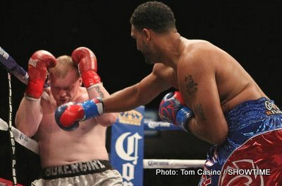 Dominic Trouble Breazeale Scores First Round KO