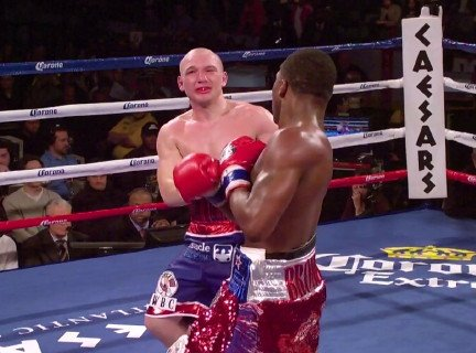 Broner defeats Rees