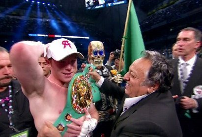 Saul Canelo Alvarez: Simply Red