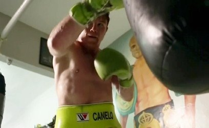"""Cold"" Canelo vows to change the course of boxing history by beating Mayweather"