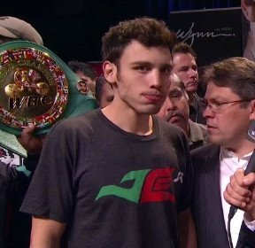 chavez911 Chavez Jr. vs. Martinez: Is the boxing world counting out Junior too soon?