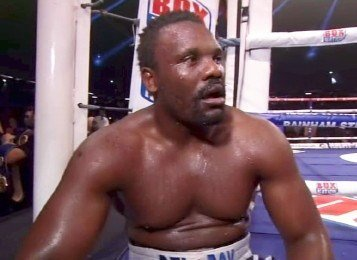 Dereck Chisora back in action February 8