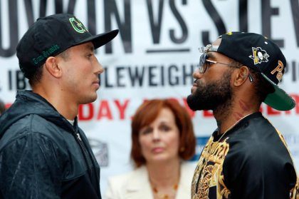 Golovkin vs. Stevens: Slugfest, Slaughter, or both?