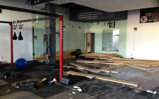 Break in at World Famous 5th Street Gym, Miami Beach!