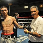 Dusty Hernandez Harrison Closes Out 2013 Campaign With Resounding First Round Knockout