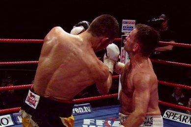 Cleverly vs. Uzelkov on November 10th at the Staples Center, in Los Angeles