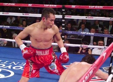 donaire22 Arum looking to make Donaire Rigondeaux on April 27th; Mares doesnt accept offer