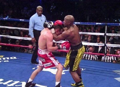 Height of ignominy if Mayweather chosen fighter of the year
