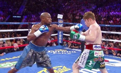 Floyd Mayweather Fighter of the Year?