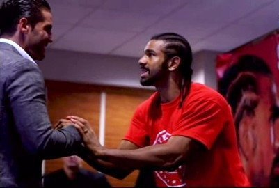 Haye: I want to KO Vitali Klitschko in 2013