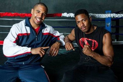 Nick Cannon To Serve as Ward vs. Dawson Weigh In Host and Ring Announcer This Weekend!