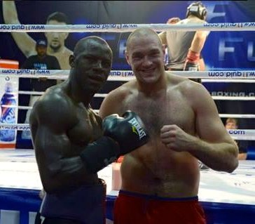Steve Cunningham  backs Tyson Fury to come out victorious against David Haye