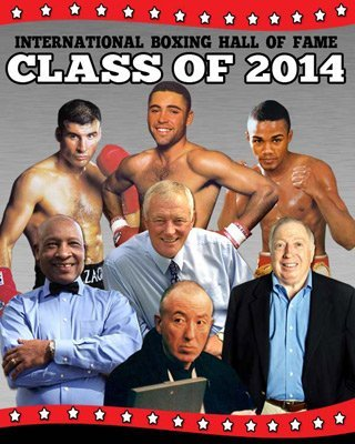 Boxing Hall Of Fame: Class of 2014 Announced in Canastota!