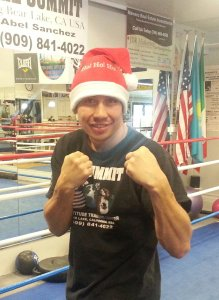 Happy Holidays from Gennady Golovkin