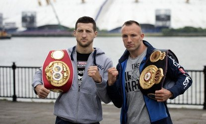 Froch Kessler final press conference quotes