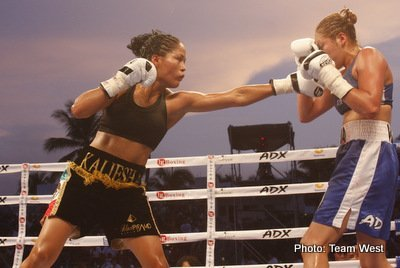 Kaliesha West returns to the ring Sat Oct 6th in Pomona
