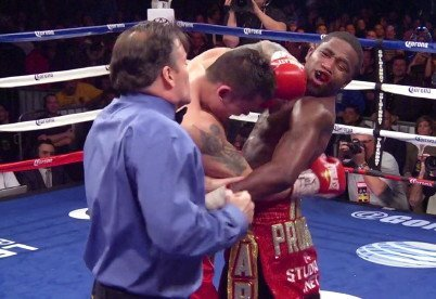 Mayweather Sr: Maidanas too easy to hit for Floyd Jr.