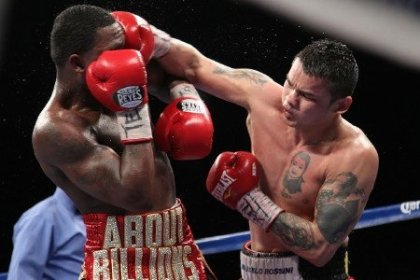 Marcos Maidana Solves The Problem In Thrilling Win Over Adrien Broner Saturday on SHOWTIME