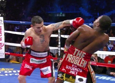 Team Mayweather hasnt started negotiations with Maidana
