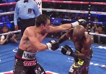 Timothy Bradley Shakes off the Demons and Wins Impressively