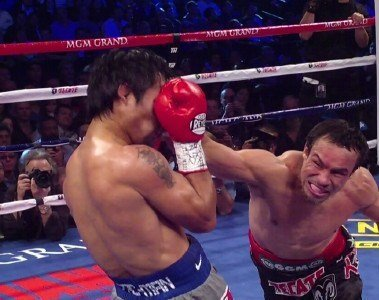 marquez811 Pacquiao Marquez 5 could be a tough fight to make; both of their wives want them to retire
