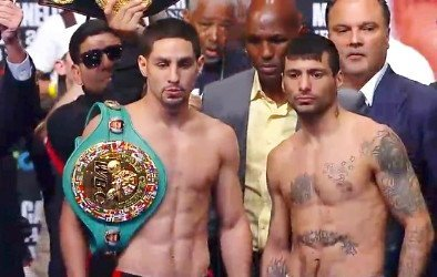 "Garcia vs. Matthysse: ""Head to Head"""