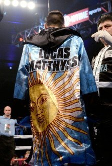 Hopkins: Matthysse punches like a heavyweight