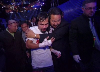 Pacquiao could get career high payday against Rios on November 23rd
