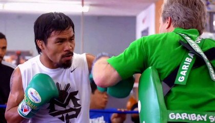 Pacquiao out to mirror a nation ready to fight back
