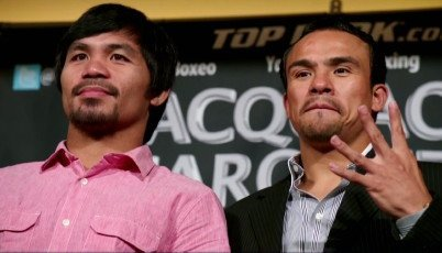 Marquez vs. Pacquiao IV: Just the Facts!!