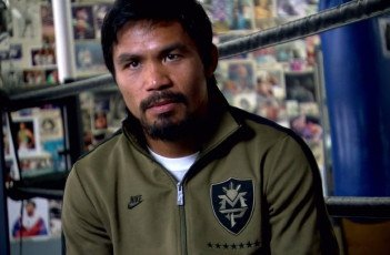 Pacquiao's April fight still heading for Asia