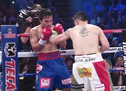 Arum: Pacquiao may renew contract [with Top Rank] past 2015
