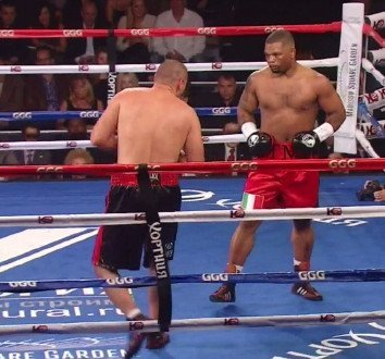 Mike Perez vs. Carlos Takam on Janaury 18th on HBO