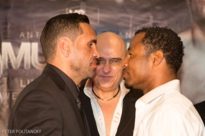 Shane Mosley vs Anthony Mundine Update