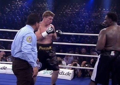 Povetkin: I would like to fight Klitschko