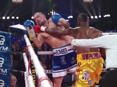 Adonis Stevenson   Fighter Of The Year for 2013?