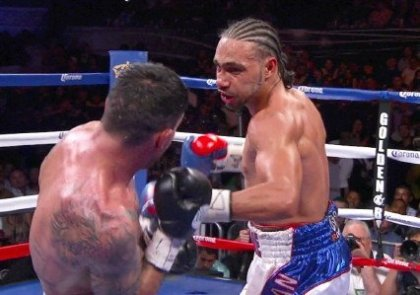 Thurman targeting Maidana after win over Chaves