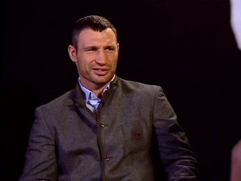 Vitali: The Haye fight isn't interesting to me
