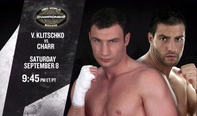 Vitali defends his WBC title on Saturday against Charr